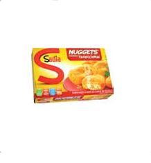 Nugget's Sadia 300g 4,49