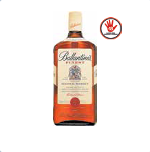 Whisky Ballatines 8 Years 1L
